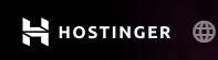 Hostinger Web Hosting Services