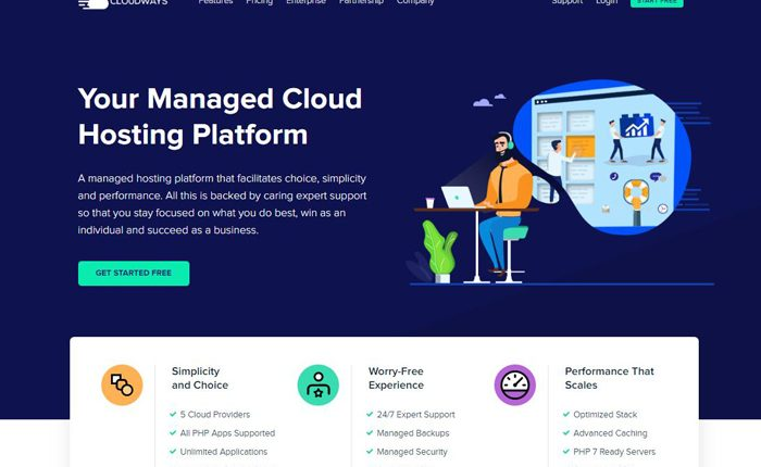 Cloudways Web Hosting Services Reviews