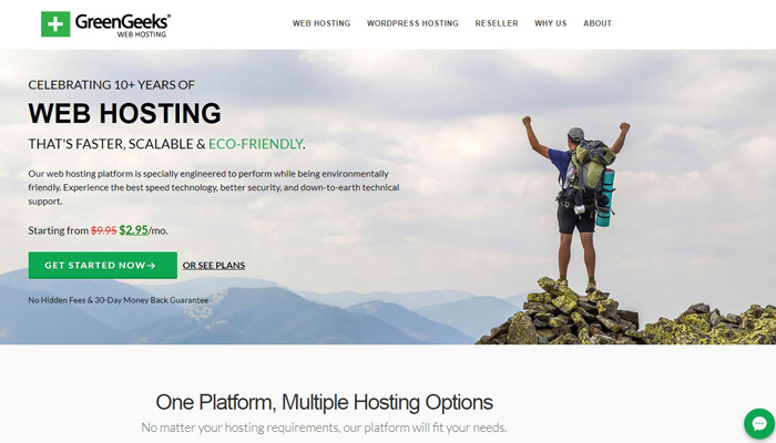 GreenGeeks Web Hosting Services Reviews