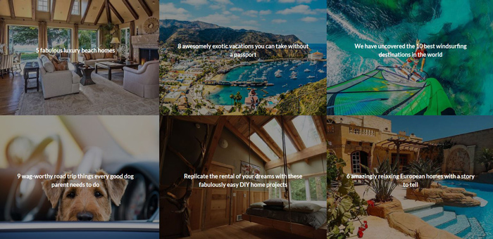 HomeAway Affiliate Program-Booking-Travel