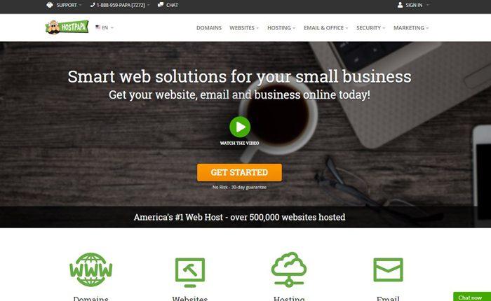 HostPapa Web Hosting Services Reviews