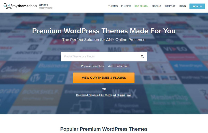 MyThemeShop WordPress Premium Reviews