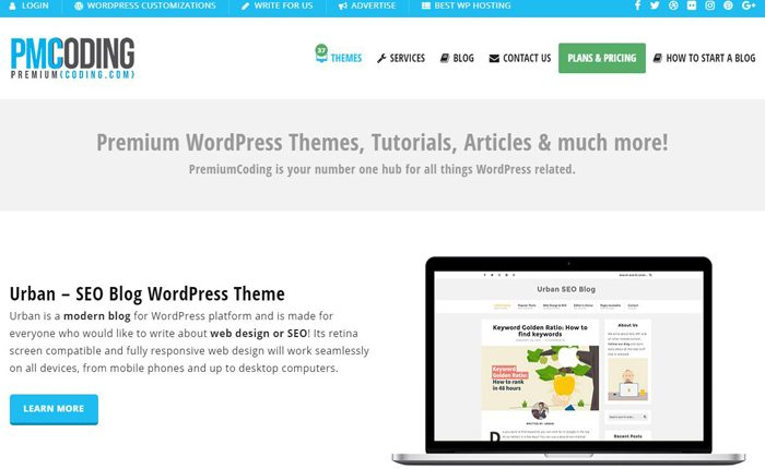 PremiumCoding Wordpress Themes Premium Reviews