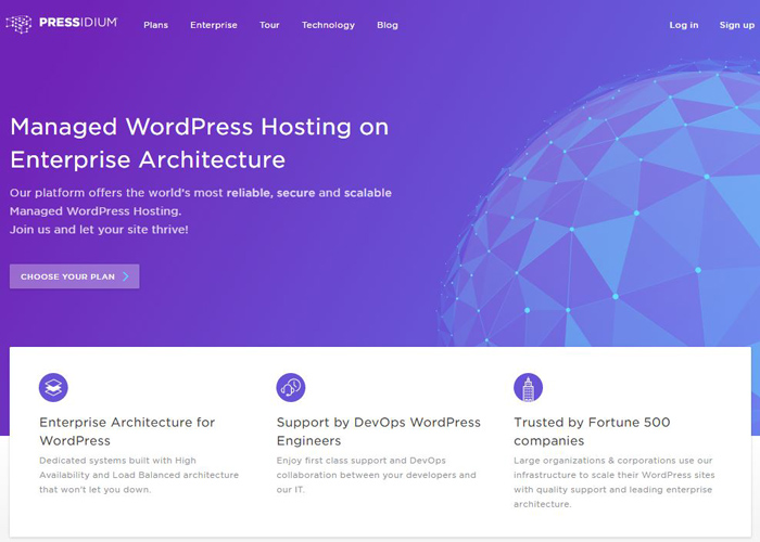 Pressidium Web Hosting Services Reviews