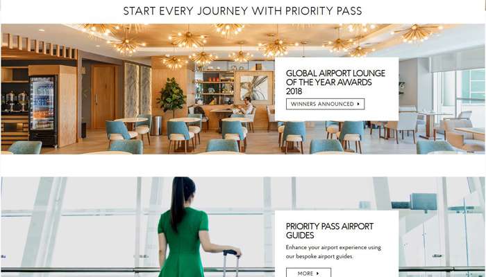 Priority Pass Affiliate Program-Booking-Airports