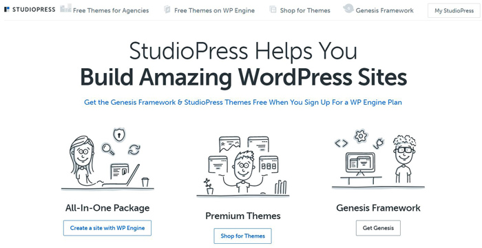 StudioPress Wordpress Themes Premium Reviews
