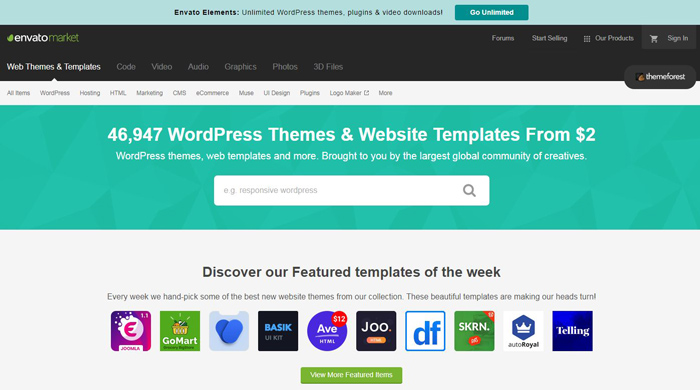ThemeForest Wordpress Themes Premium Reviews