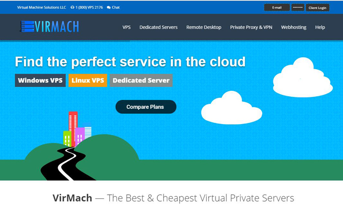 VirMach Web Hosting Services Reviews